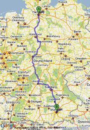 kostenloser Routenplaner, Routenfinder, kostenlos
